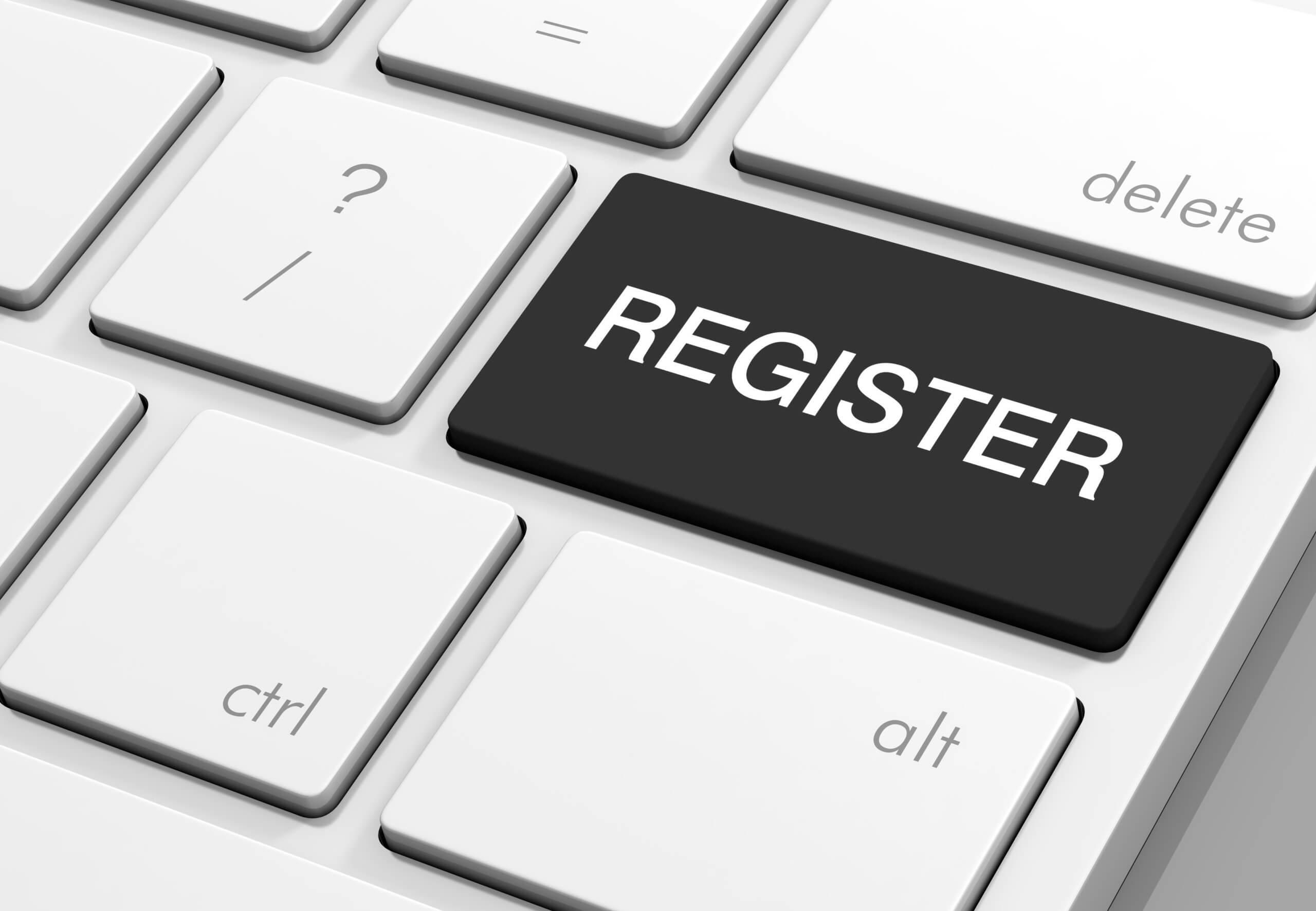 register your vacancy