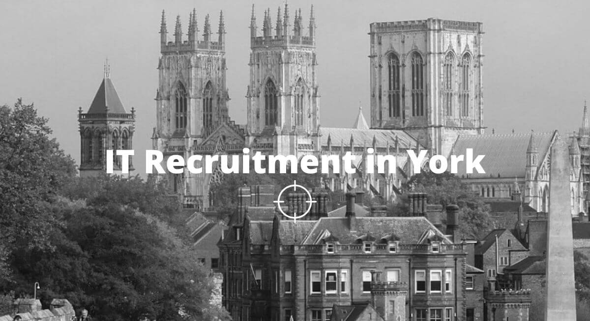 IT recruitment York North Yorkshire