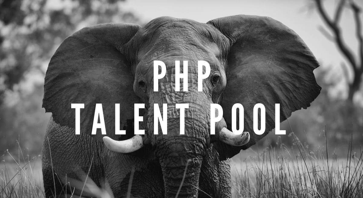 PHP Developer Talent Pool
